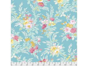 PWTW168 TEALX Little Bouquet in Teal