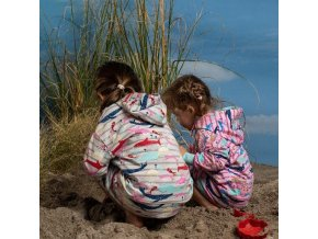 úplet plážové dny šedá 579x579