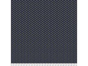 puntíky puntíkovaná kaffe fassett PWGP070.VIOLET