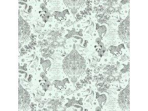 PWTP158 Sketchy metráž z kolekce LINEWORK bavlněná látka návrhářka Tula Pink
