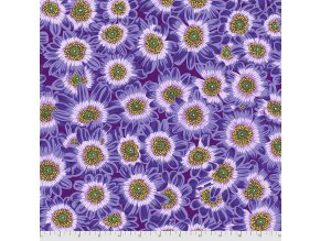 PWPJ112.LAVENDER metráž na patchwork i běžné šití návrhář Philip Jacobs Lucy in Lavender free spirit fabrics Kaffe Fassett Collective