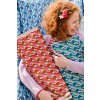 americké látky designová metráž návrhářka Amy Butler vzor pastelek na jaro látka na sukně šaty na šití prodej VierMa