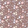 100189 Flower Confetti Nutmeg