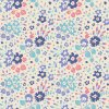 100194 Flower Confetti Blue