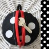 inspirace americká metráž puntíky černobílé bíločerné látka návrhářka Tula Pink designové bavlněné plátno puntíkované prodej VierMa.cz