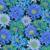 designová metráž americká látka návrhář Philip Jacobs prodej látek VierMa vzor Cactus Flower in Cool PWPJ096.COOL