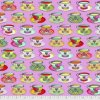 americká látka designová metráž návrhářka Tula Pink kolekce Curiouser and Curiouser Tea Time in Wonder metr PWTP163.WONDER