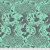 americká látka designová metráž návrhářka Tula Pink kolekce Curiouser Down the Rabbit Hole metr PWTP166.DAYDREAM