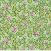 PWPJ110.GREEN metráž můškáty menší vzor návrhář Philip Jacobs pro Kaffe Fassett Collective