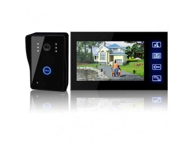 Domácí video telefon
