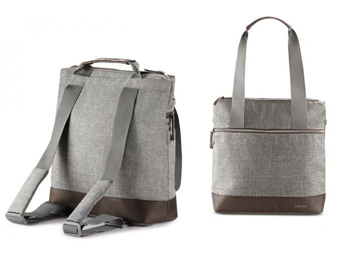 Inglesina Aptica Back bag Mineral Grey