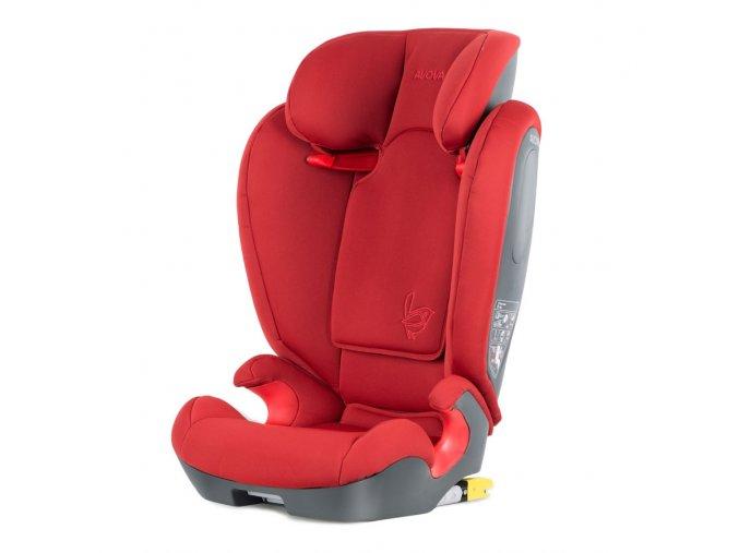 Avova Star Fix Maple Red 15-36 kg autósülés