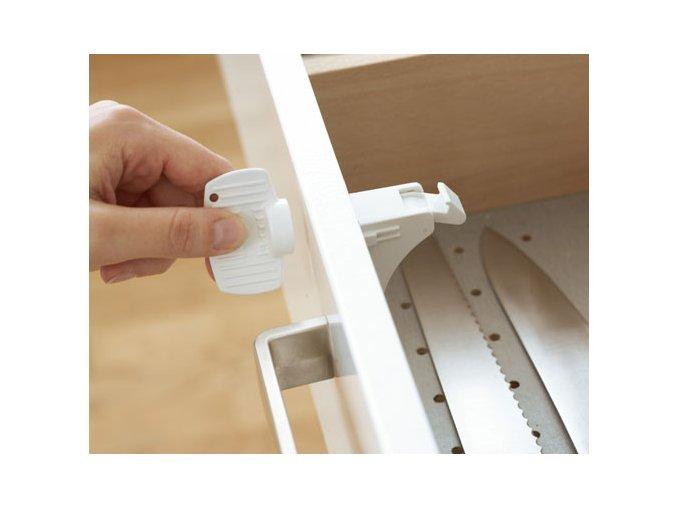 Mágneses zár fiókokhoz és szekrényekhez