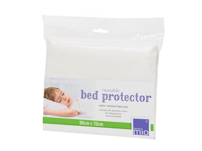 Bambino Mio vízhatlan pamut matracvédő lepedő 90×70 cm