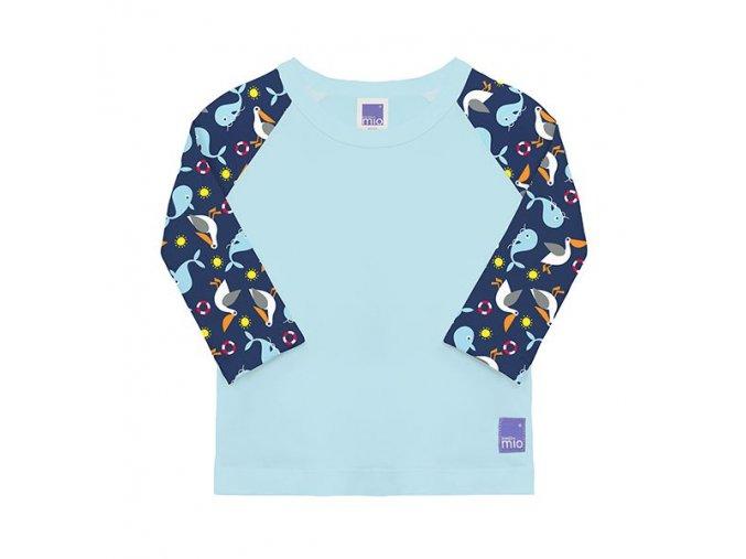 Védő póló, UV 50+ Nautical, méret S