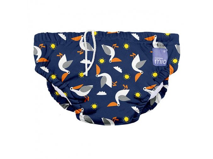 Úszópelenka Bambino Mio Pelican Pier méret S
