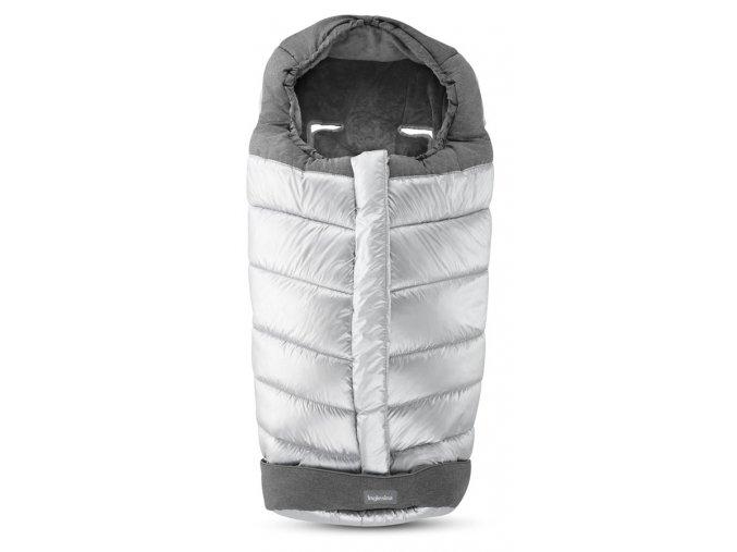 Inglesina Winter Muff Cyber-Silver téli lábzsák sportbabakocsiba