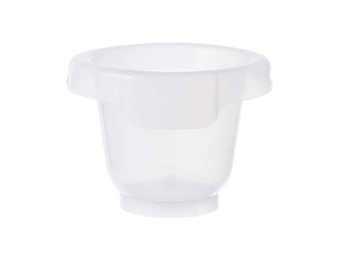 Bébe-bubble basic transparent baba fürdető vödör