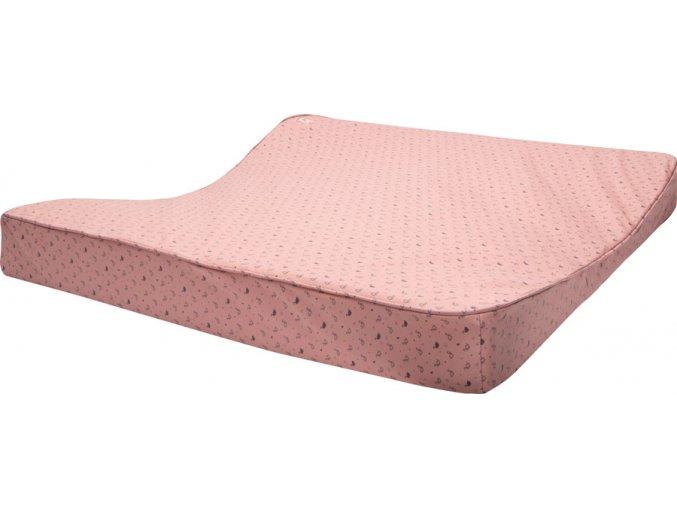 Pelenkázólap Bébé-Jou Fabulous Swan rózsaszín 77 x 74