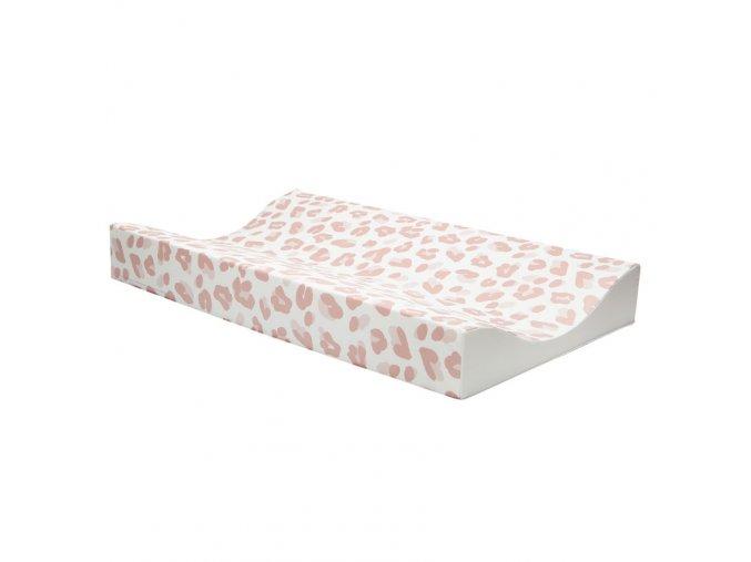 Bébé-Jou Pelenkázó lap Leopard Pink 72x44 cm