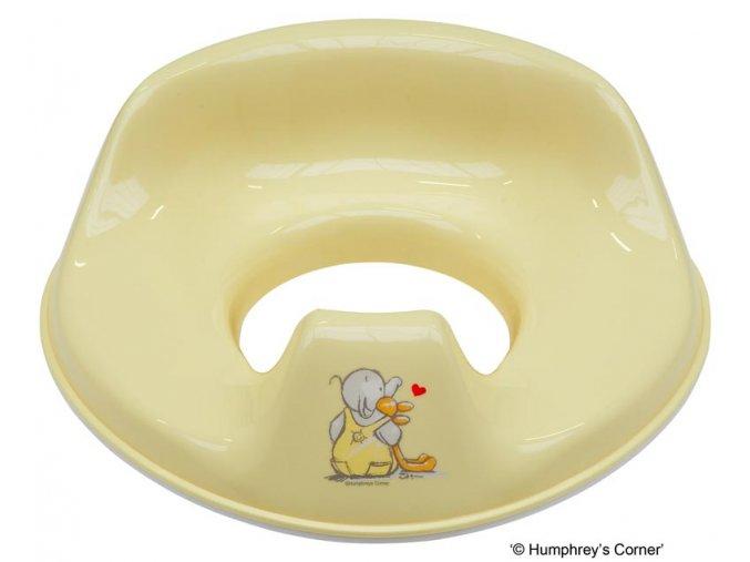 Állítható gyerek WC ülőke Bébé-Jou Humphrey sárga