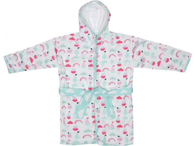 rózsaszín Köntös Bébé-Jou Blush Baby 86/92