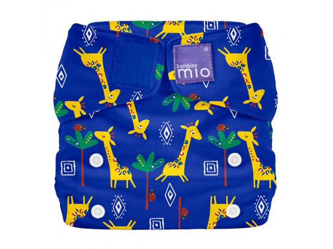 Bambino Mio Miosolo all in one pelenka Giraffe Jamboree