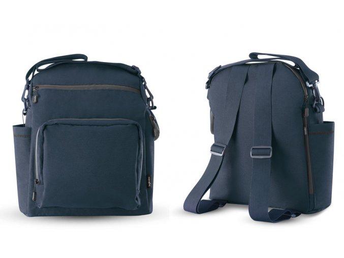 Inglesina Aptica XT ADVENTURE Bag POLAR Blue pelenkázó hátizsák