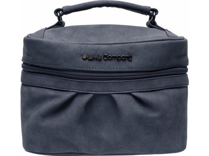 Kék Kozmetikai táska Little Company Emily Navy