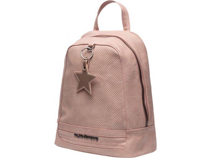 Rózsaszín Gyerek hátizsák Anne Perfo Pink
