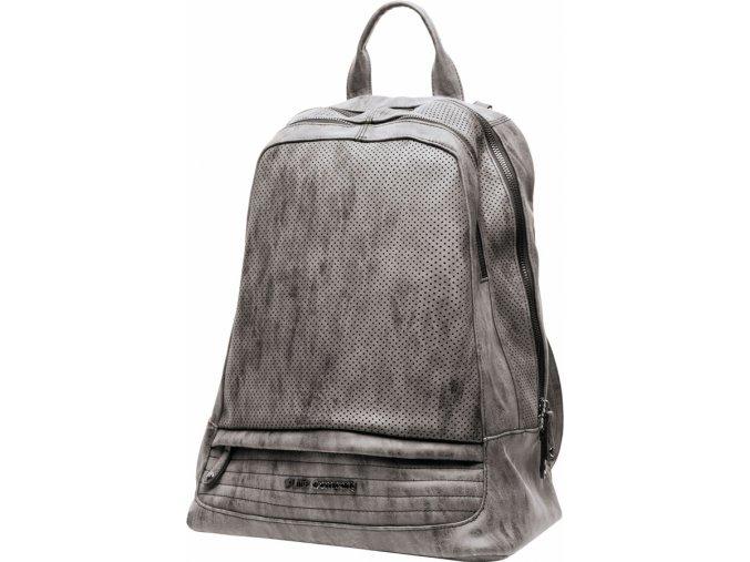 Pelenkázó hátizsák Stockholm Perfo antracite
