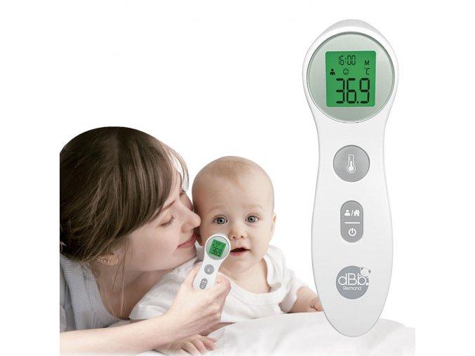 dBb Érintés nélküli infravörös hőmérő