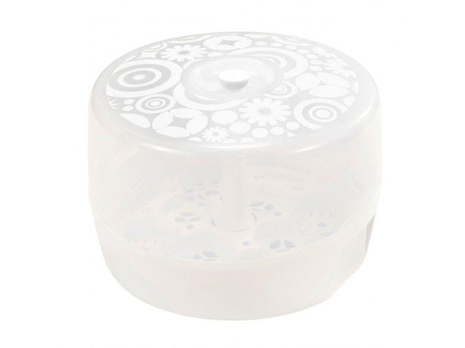 Mikrovlný sterilizátor pro kojenecké láhve a dudlíky Difrax