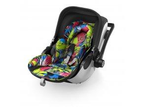 Kiddy Evoluna i-size 2 2021 Street Jungle autósülés