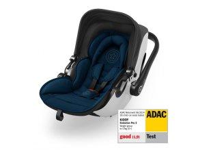 Kiddy Evolution pro 2 2021 Indigo Blue autósülés