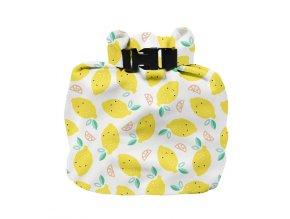 Vízhatlan pelenkatároló táska Cute Fruit