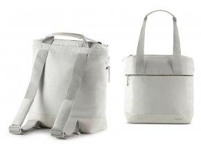 Inglesina Aptica Back bag Iceberg Grey