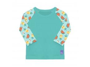Védő póló, UV 40+, Tropical (S)