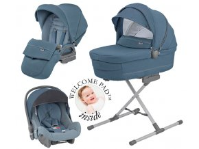 Inglesina Trilogy Quattro Artic Blue