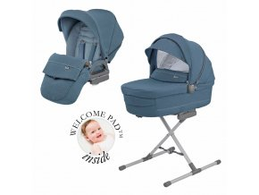 Inglesina Trilogy System Duo Artic Blue