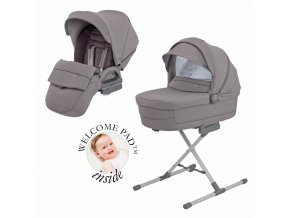 Inglesina Trilogy System Duo Sideral Grey