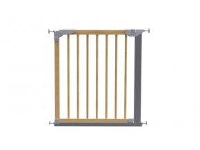 Babydan Designer biztonsági fa ajtórács 69,1-75,8 cm
