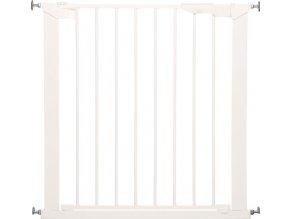 Babydan Premier biztonsági ajtórács 73-80 cm fehér