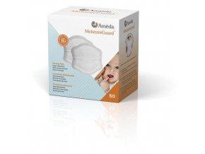 MoistureGuard Nursing pads Ameda box