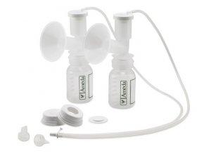 Ameda kétszívófejes anyatej gyűjtő renddzer (nem steril)