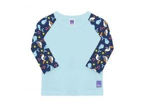 Védő póló, UV 50+ Nautical, méret M