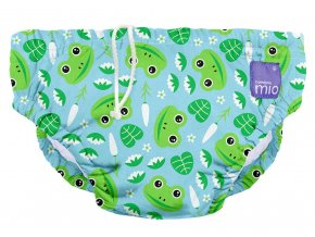 Úszópelenka Bambino Mio Leap Frog méret M SWP LFRG