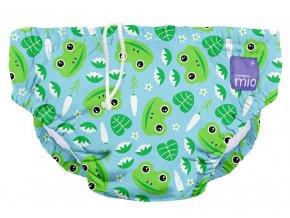 Úszópelenka Bambino Mio Leap Frog méret XL