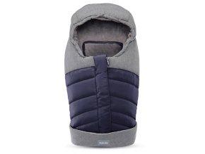 Inglesina Newborn Winter Muff Navy téli újszülött lábzsák