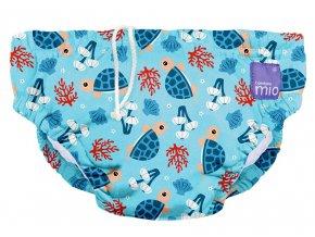 Úszópelenka Bambino MioTurtle bay méret S